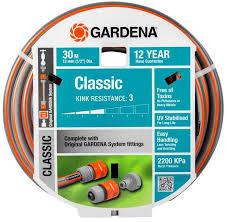 gardena garden hose fitted nz safety