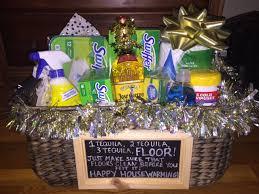 housewarming gift basket idea