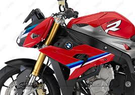 bmw s1000r racing red alive series blue