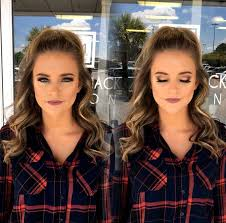 prom makeup prom hair makeup by
