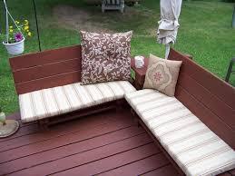 garden bench build yourself 45