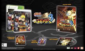 Pre Order Incentives for Naruto Shippuden: Ultimate Ninja Storm 3 ...