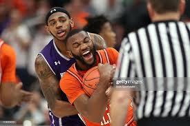 Illinois Fighting Illini guard Aaron Jordan battles with Northwestern...  News Photo - Getty Images