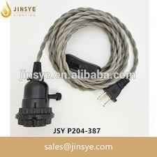 whole pendant lamp cord set