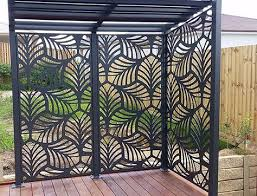 China Privacy Laser Cut Steel Fence Panels Perforated Iron Fence Panel Designs China Laser Cut Fence Panels Privacy Fence Panel Designs