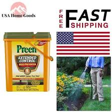 control weed preventer 13 75 lbs