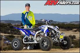 Yamaha 2014 ATV Racing Season