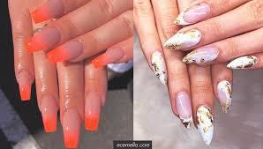 over 50 bright summer nail art designs