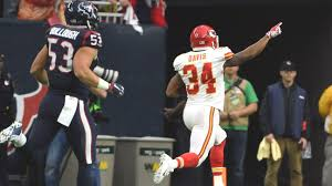 Chiefs' Knile Davis might get a chance to return a kickoff this ...
