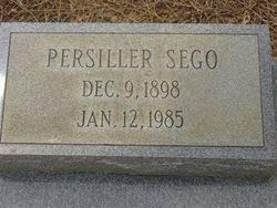 """Dovie Ann Priscilla """"Priscilla"""" Watson Sego (1898-1985) - Find A Grave  Memorial"""