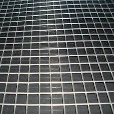 Black Powder Coated Stainless Steel Garden Pool Metal Fencing And Fence Panel Guardrail Guard Bar Wire Mesh