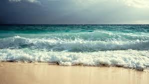 beautiful blue sea waves wallpapers