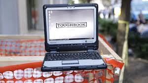 toughbook cf 33 is an armored