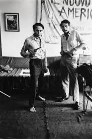 Jonas and Adolfas Mekas at the Film-Makers' Cooperative in 1962 ...