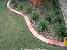 paver edging ideas clay paver brick