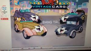 Quỳnh Hà chơi game Tom và Jerry đua xe ô tô - Vitela.org
