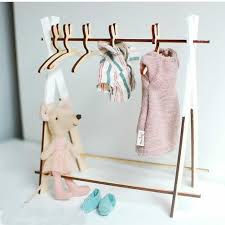 Rabbit Wood Clothes Hanger Clothes Stand For Kids Tychomeclothes Hanger Rack Clothes Hanger Standcloth Clothes Stand Baby Clothes Hangers Clothes Hanger Rack