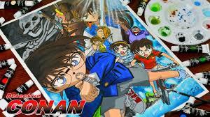 Drawing Detective Conan - Conan Edogawa / Shinichi Kudo (名探偵 ...