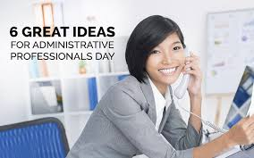 administrative professionals day ideas