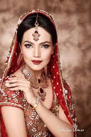 Fashion Design: Pakistani Actress Aamina Sheikh Bridal Photoshoot 2014