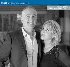 The Faces of Philanthropy in Orange County: Scott & Leslie Seigel