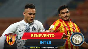 Benevento Inter Milan Live Stream