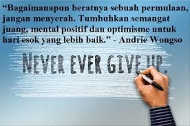 kata bijak berpikir positif motivasi terbaik untuk mencapai