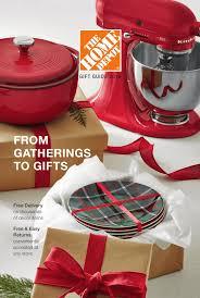 Home Depot Holiday Gift Guide 2020 Ad Savings Com