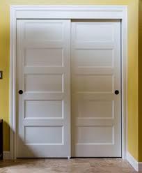sliding closets bypass bi fold door