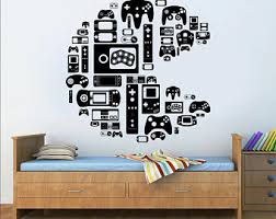 Video Game Decals Etsy