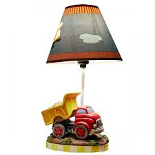 Fantasy Fields Transportation Kids Table Lamp Teamson