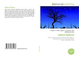Adam Helmer, 978-613-0-87517-6, 6130875177 ,9786130875176