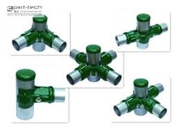 China Galvanized Chain Link Fence Fittings Accessories Line Rail Clamps China Fence Fitting Fence Accessories