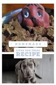 homemade liver dog treats recipe