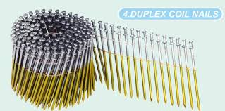 china coil nails manufacturer factory