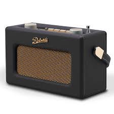 Roberts Revival Uno Noir - Radio & radio réveil Roberts sur LDLC ...