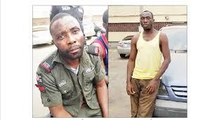 Image result for fake policeman