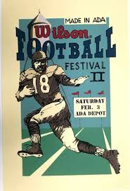 Second-ever Made In Ada Wilson Football Festival growing | The Ada ...