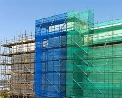 50 Mtr Green Safety Fence For In Construction Rs 2350 Piece Rad Global Private Limited Id 22389987512