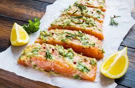 Recipe: Dill Mustard Salmon