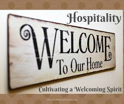 Image result for the blessings of hospitality images and quotes