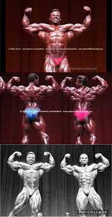 Aaron Baker was crazy thick at the 1995 Ironman Pro : bodybuilding