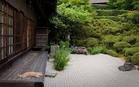 japan japanese garden wallpaper
