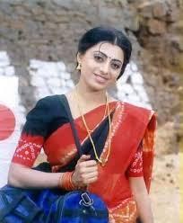 Priya Raman in Saree | Veethi