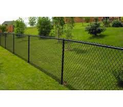 42 X 2 1 4 X 9 Ga Black Residential Wire Knuckle Knuckle America S Fence Store