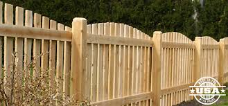 Minnesota White Cedar Wood Fence Manufacturer Littlefork Mn