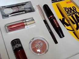 maybelline inslam box review
