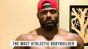 Andrew jacked the most athletic bodybuilder - YouTube