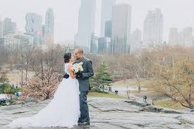 elopement packages in central park