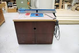 Sold Complete Router Table System Sold